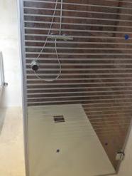 tipo de puerta de ducha