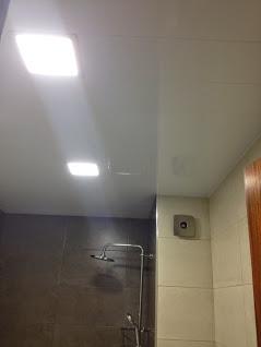 techos cuarto de baño