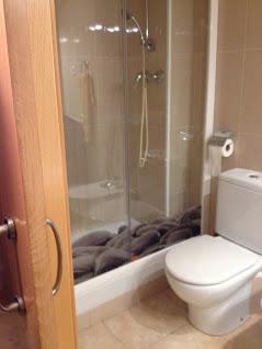 mamparas baños