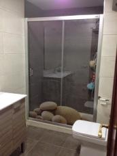mamparas duchas con dibujos