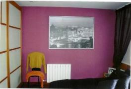 pintado dormitorio