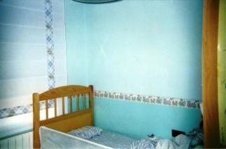 pintado havitación bebe
