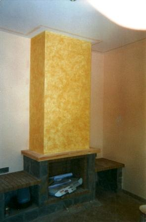 Pintado chimenea sabadell