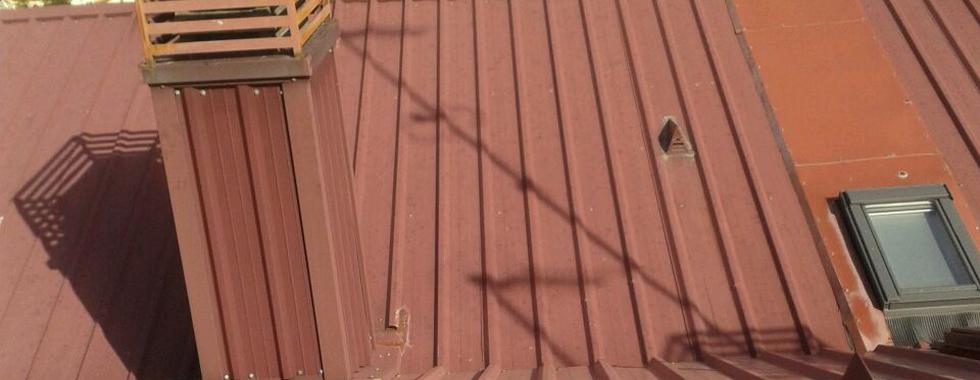 Reparación tejados y goterasSabadell