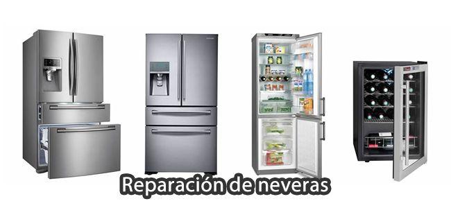 Reparación neveras y congeladoresSabadell