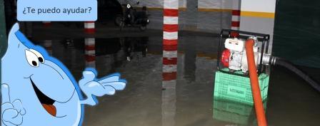 Mantenimiento reparación bombas de achiqueTerrassa