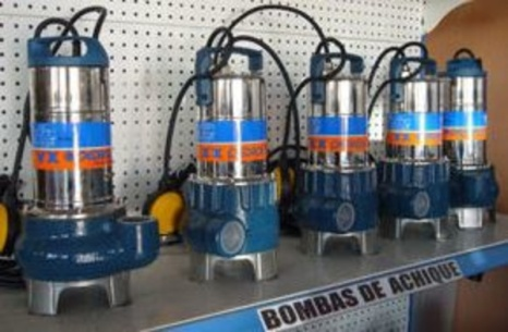 mantenimiento reparacion bombas de achique multiservi barcelona