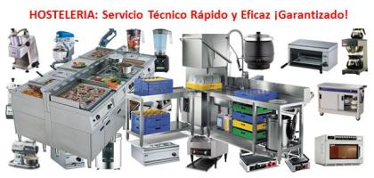 reparacion maquinaria de hosteleria multiservi barcelona